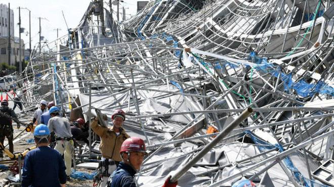 Nhật Bản hoang tàn, đổ nát sau liên tiếp siêu bão Jebi và động đất 6 độ Richter ở Hokkaido 22