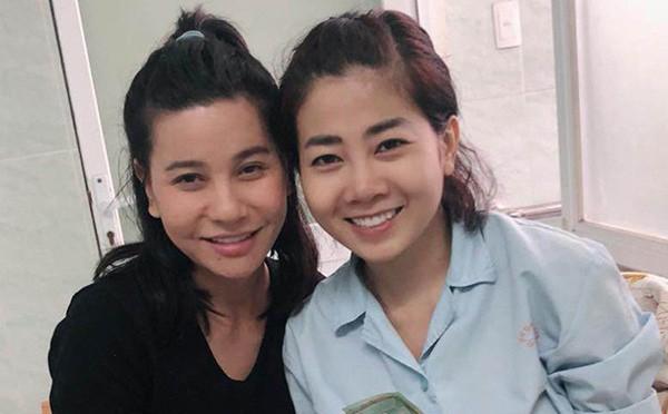 Diễn viên Mai Phương chuẩn bị xuất viện sau thời gian ngắn điều trị ung thư phổi 2