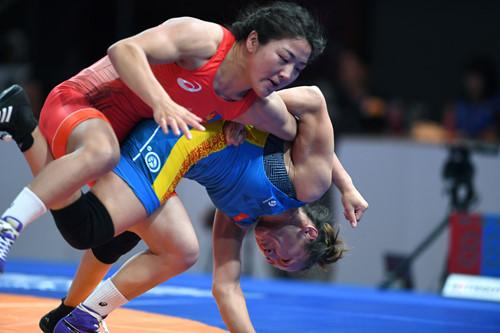 Dương tính với doping, nhà vô địch đấu vật thế giới bị tước huy chương vàng ASIAD 18   2