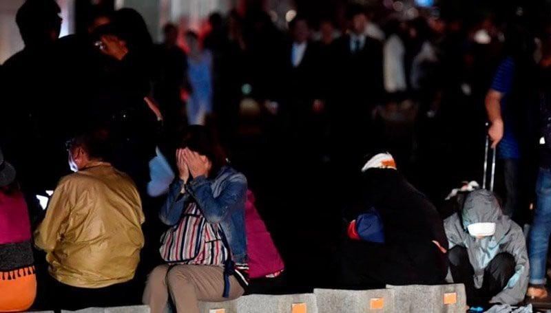 Động đất chôn vùi nhiều nhà cửa ở Nhật, du học sinh Việt đang trong tình trạng hết sức hoang mang, lo lắng 11