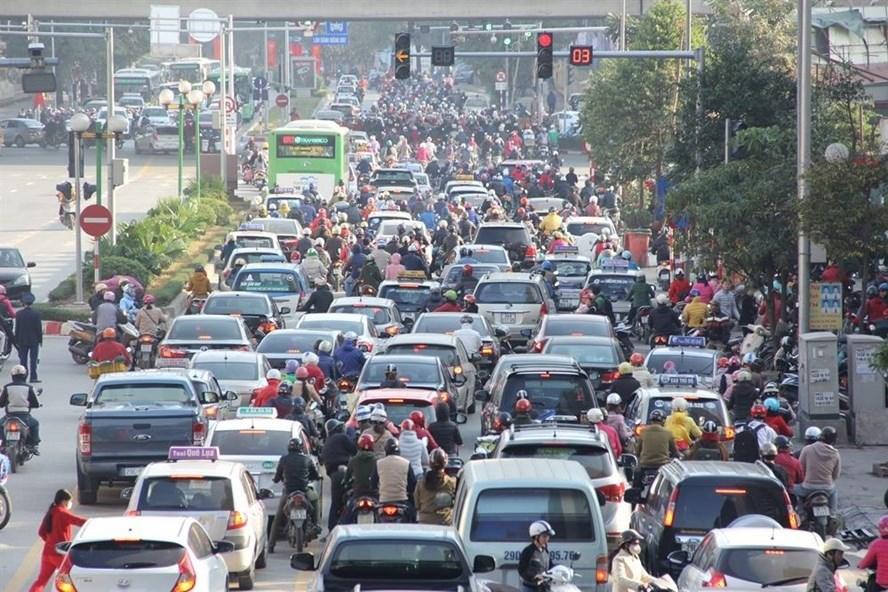 Hà Nội dự kiến thu phí xe vào nội đô, phụ thu phí ô nhiễm môi trường 1