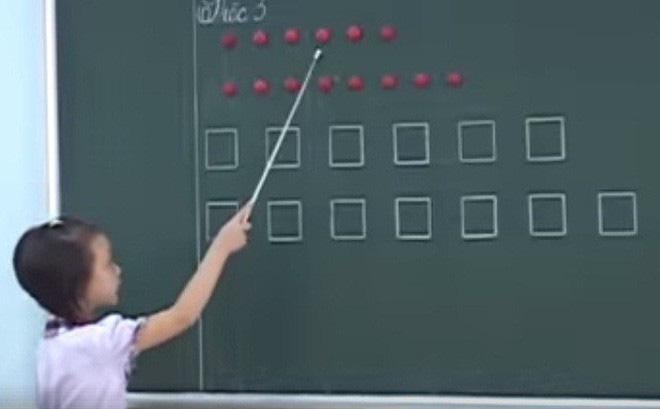Cách dạy vuông, tròn đang gây tranh cãi: Phương pháp