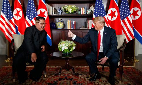 Tổng thống Trump mong nhận được