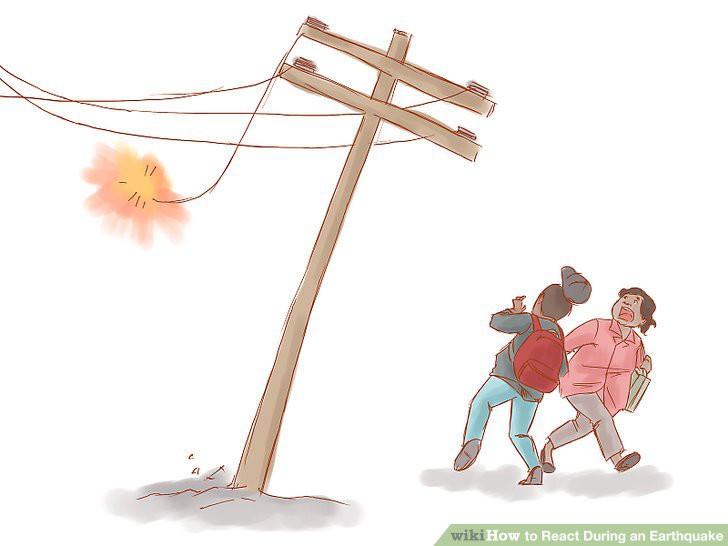 Sai lầm cơ bản nhiều người mắc nhất khi có động đất: 'Tất cả chạy ra khỏi nhà!' 1