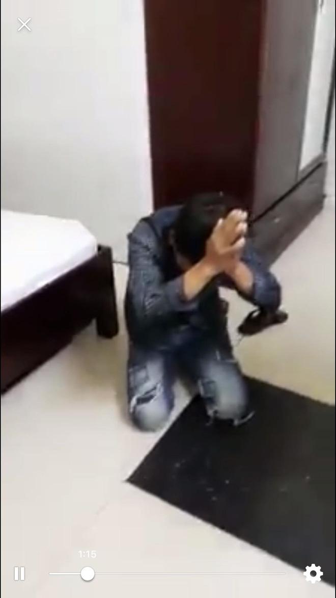 Nhắn tin gạ gẫm phụ nữ có chồng đi nhà nghỉ, nam thanh niên bị đánh bầm dập ngay tại phòng 1