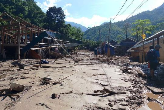 Thanh Hóa đề nghị TƯ hỗ trợ 900 tỉ đồng khắc phục hậu quả mưa lũ 1