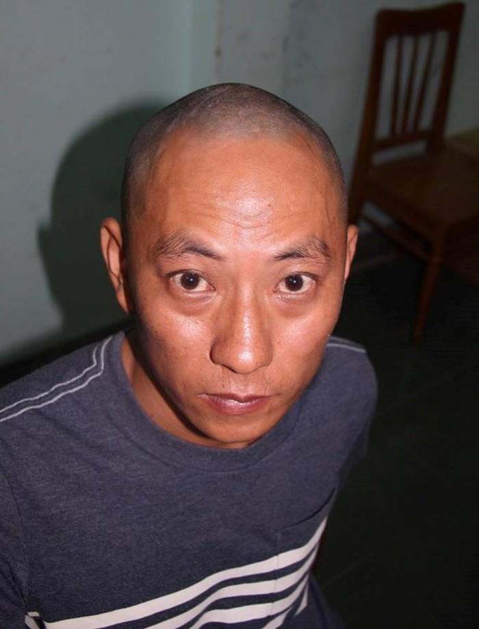 Nghi phạm cướp ngân hàng ở Khánh Hòa: Đốt xe máy sau khi gây án 1