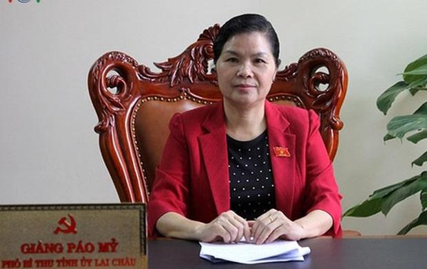 Chân dung 6 nữ Bí thư Tỉnh ủy đương nhiệm 1