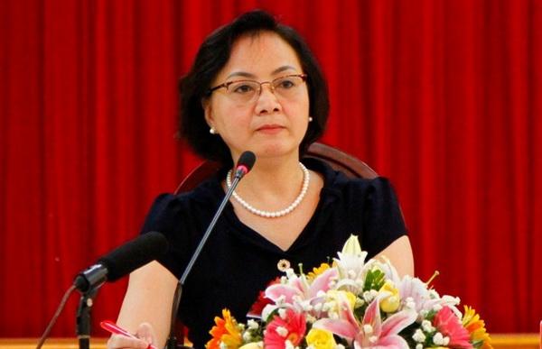 Chân dung 6 nữ Bí thư Tỉnh ủy đương nhiệm 4