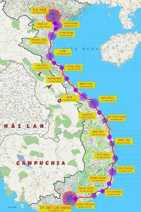 Siêu dự án đường sắt cao tốc Hà Nội – TP.HCM đi nhanh như máy bay: Giá vé dự kiến bao nhiêu? 2