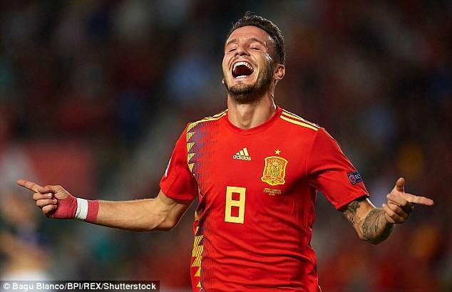 Á quân World Cup 2018 nhận thất bại không tưởng trước Tây Ban Nha 2