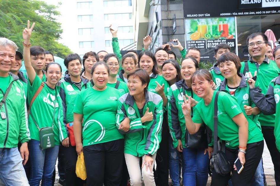 Nữ doanh nhân đồng sáng lập Grab: 'Cảm ơn các bác tài xế Việt Nam rất nhiều' 5