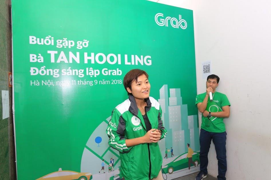 Nữ doanh nhân đồng sáng lập Grab: 'Cảm ơn các bác tài xế Việt Nam rất nhiều' 7