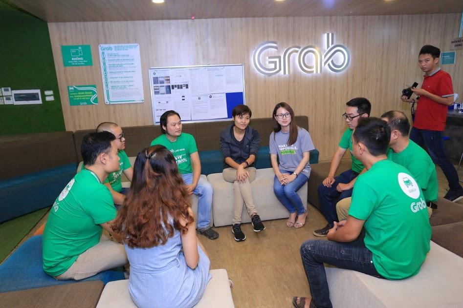Nữ doanh nhân đồng sáng lập Grab: 'Cảm ơn các bác tài xế Việt Nam rất nhiều' 15