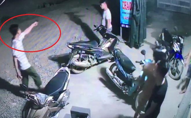 Mâu thuẫn làm ăn, rút súng bắn đối thủ tại bến xe khách Mỹ Đình 1