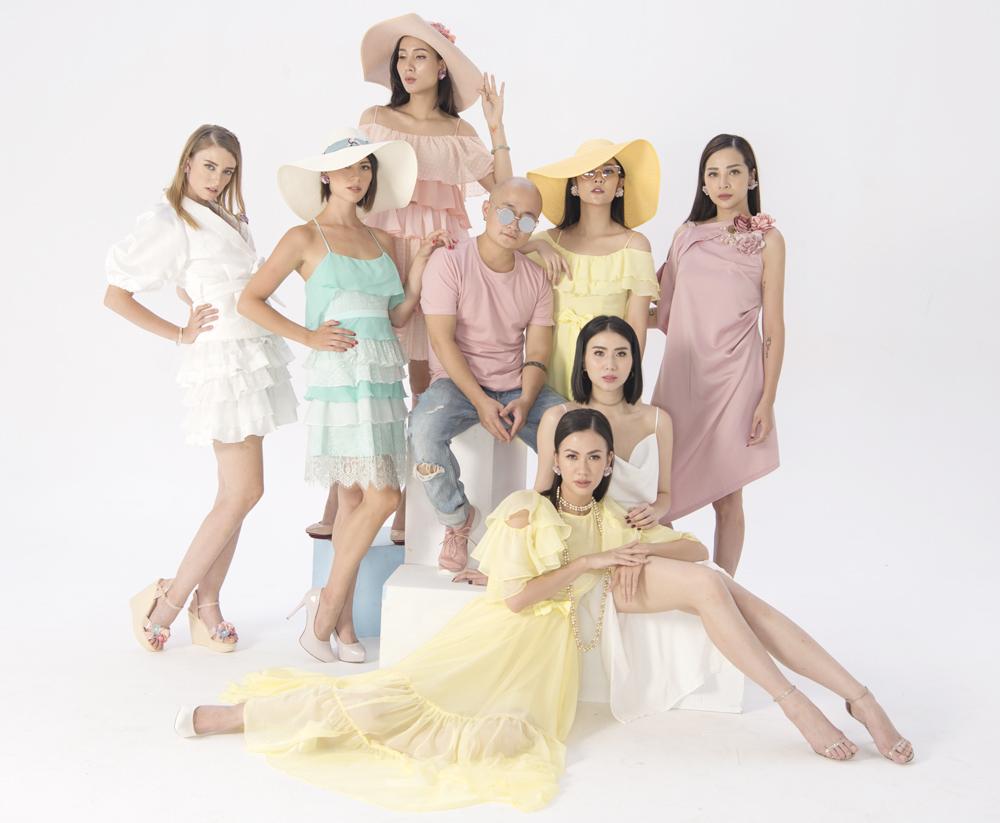NTK Cao Minh Tiến lăng xê vẻ đẹp nữ tính, mềm mại trong bộ sưu tập mới  6