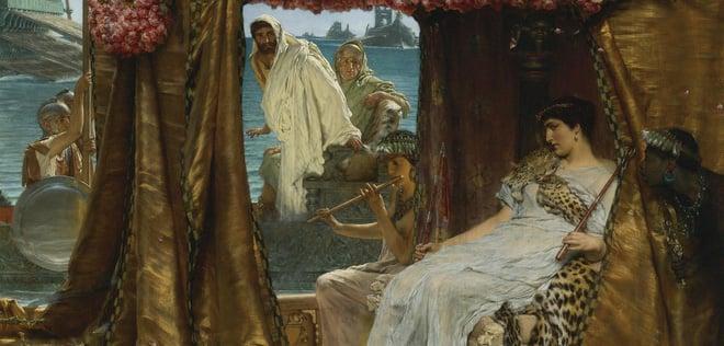 Chuyện chưa kể về Cleopatra: Sẵn sáng hòa tan 16,7 triệu đô chỉ vì 1 trò cá cược - Ảnh 2.
