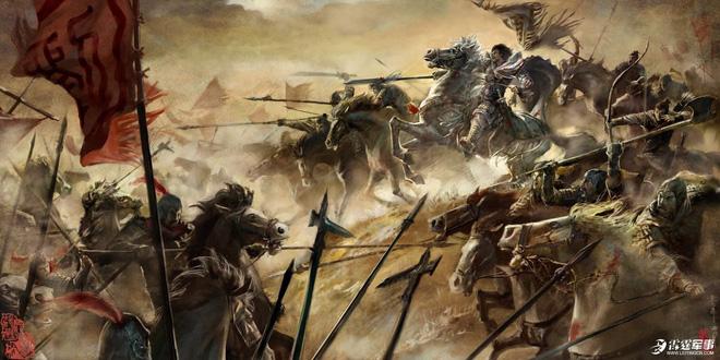 Trung Hoa cổ đại võ tướng nhiều vô kể nhưng độc nhất vô nhị thì chỉ có nhân vật này! 4