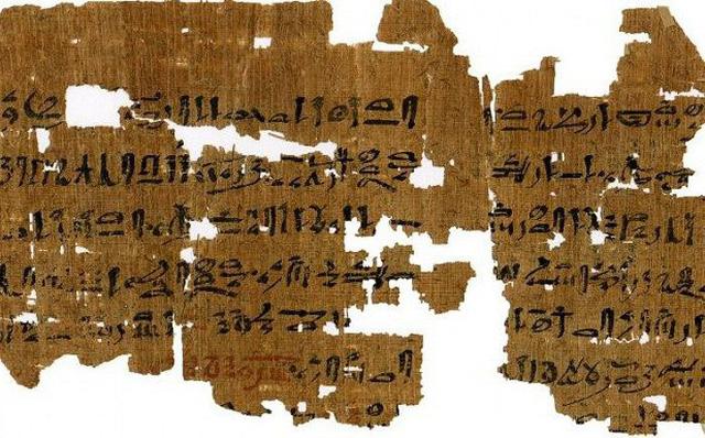 Bất ngờ với phương pháp thử thai của phụ nữ Ai Cập cách đây 3.500 năm 1