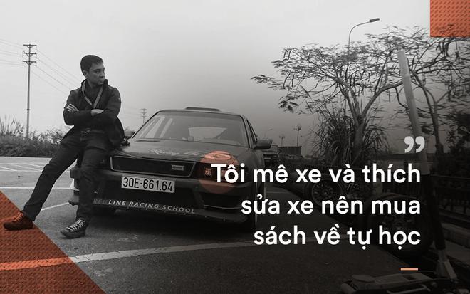 'Cậu sửa xe' khiến GS Hồ Ngọc Đại tự hào hơn Ngô Bảo Châu, là tay đua số 1 Việt Nam 2