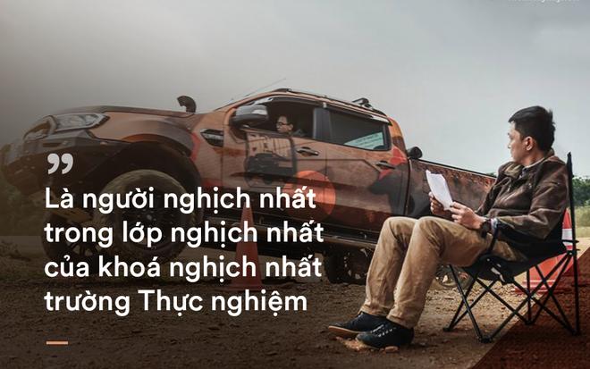 'Cậu sửa xe' khiến GS Hồ Ngọc Đại tự hào hơn Ngô Bảo Châu, là tay đua số 1 Việt Nam 1