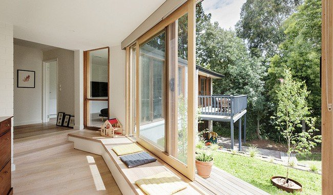 Nhà cấp 4 trên triền đồi êm dịu như một bản hòa tấu nhờ sự ăn ý của nội thất và thiên nhiên 4