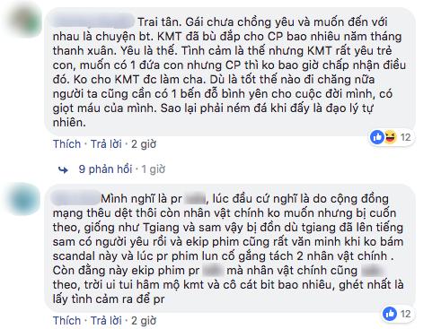"""Dư luận đặt nghi vấn clip An Nguy khóc thừa nhận chuyện tình cảm với Kiều Minh Tuấn là """"chiêu quảng bá phim"""" 1"""