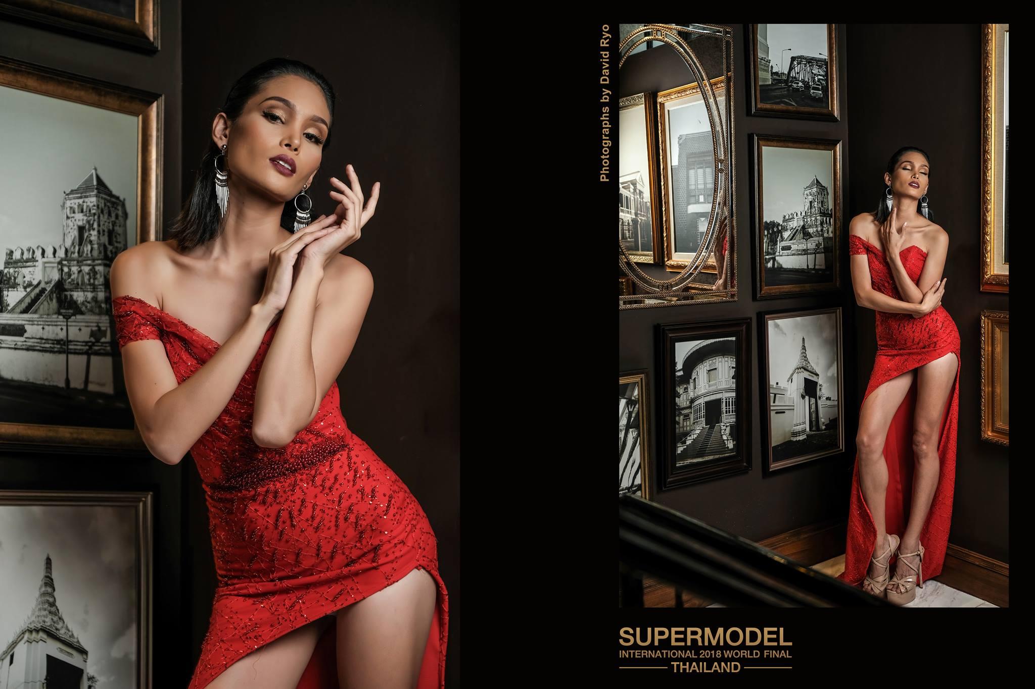 Dàn thì sinh siêu mẫu Quốc tế đẹp thế này, đâu là cơ hội cho Khả Trang? 4
