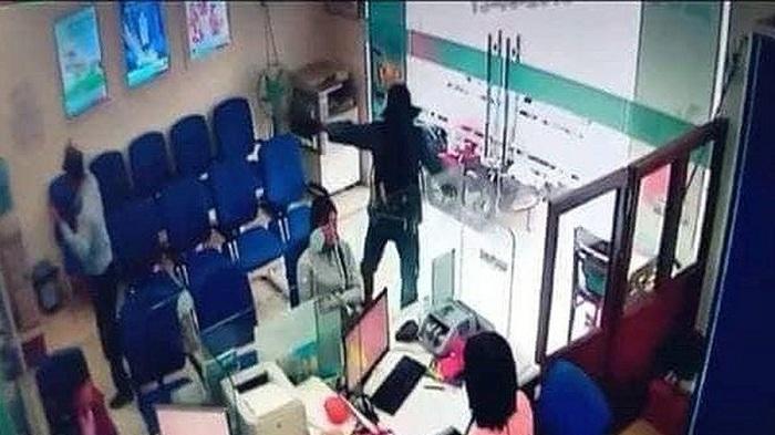 Vụ cướp ngân hàng ở Tiền Giang: Đã xác định được nghi can 1