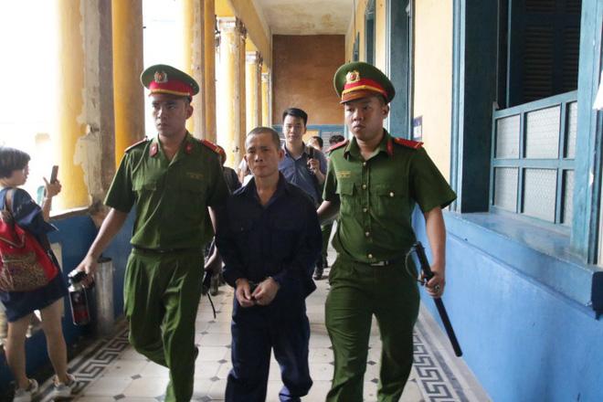 Kẻ giết người gây oan sai cho ông Huỳnh Văn Nén bị tăng án chung thân 1