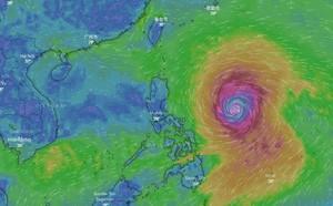 Chuyên gia khí tượng chỉ các điểm nguy hiểm mà siêu bão Mangkhut có thể gây ra 3