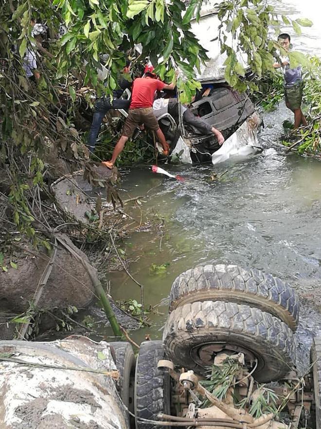 Hiện trường vụ tai nạn thảm khốc ở Lai Châu được chia sẻ khắp mạng xã hội 1
