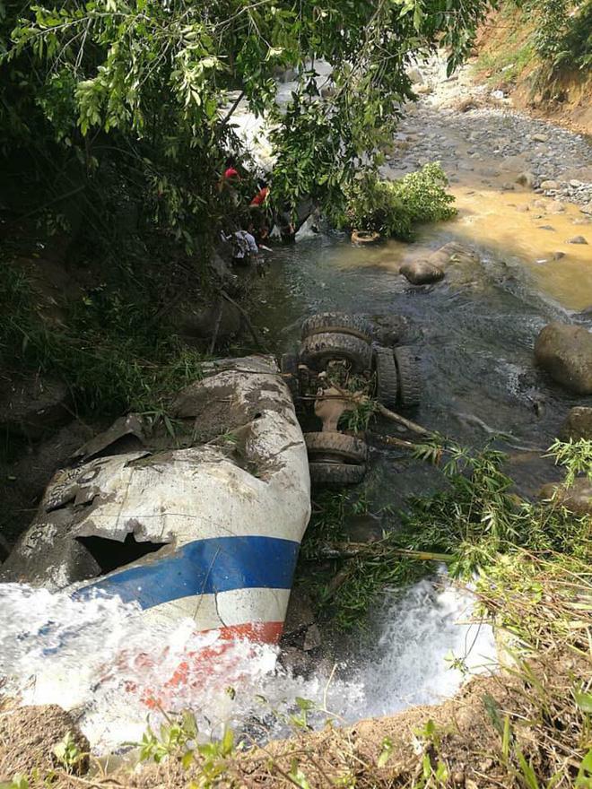 Hiện trường vụ tai nạn thảm khốc ở Lai Châu được chia sẻ khắp mạng xã hội 3