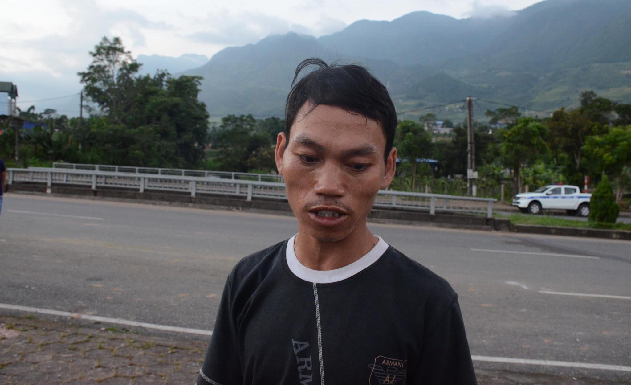 Vu tai nạn 13 người chết ở Lai Châu: Trước khi gặp nạn, xe bồn bấm còi liên tục, tài xế mở cửa hét lớn 1
