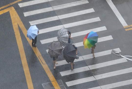 Bão Mangkhut xô nghiêng nhà cửa, người già ở Hồng Kông quyết không sơ tán 12
