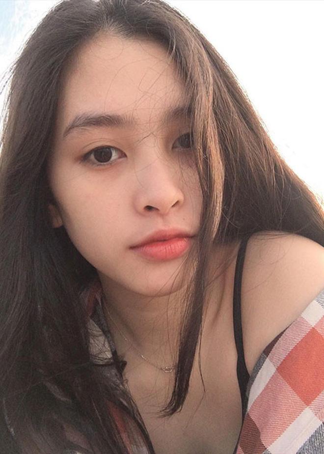 Cận cảnh mặt mộc không tì vết của Tân hoa hậu Việt Nam 2018 5