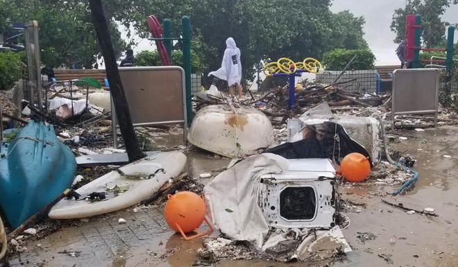 Chuyên gia lý giải nguyên nhân siêu bão Mangkhut không đổ bộ vào Việt Nam 2