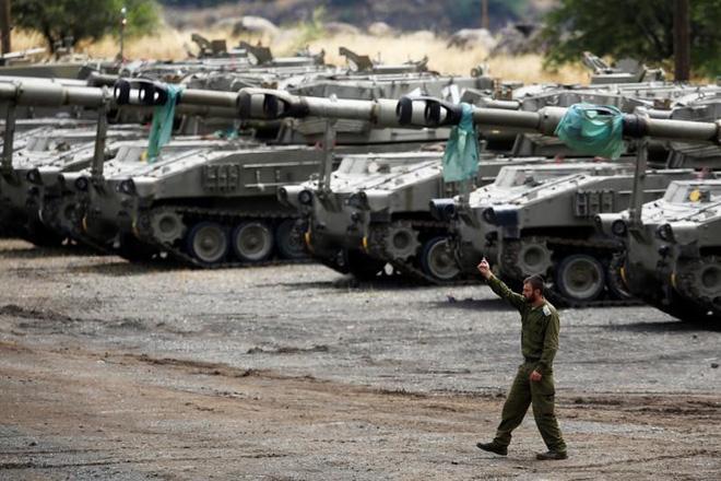 Israel vượt mặt Nga, Mỹ tấn công Syria, triệt tận gốc lực lượng quân sự Iran: Tại sao? 1