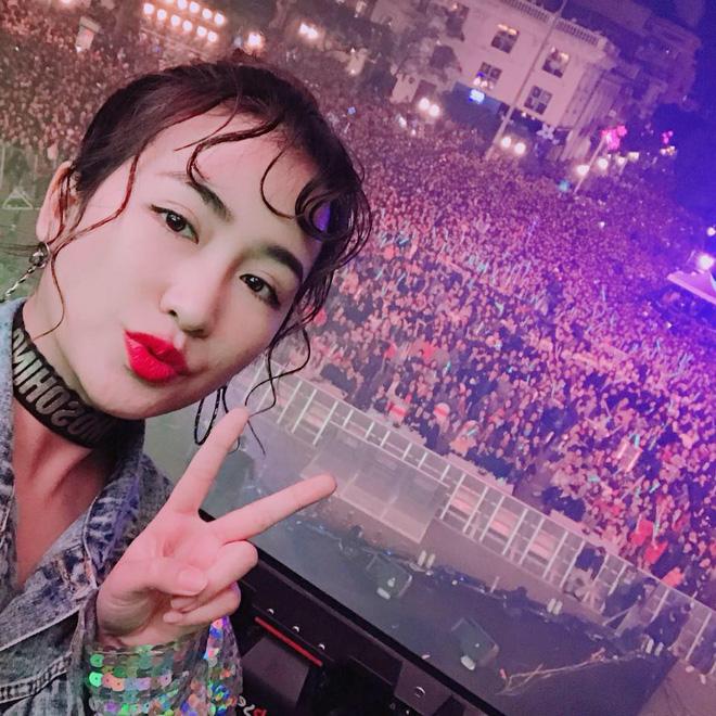 """Nữ DJ biểu diễn tại đêm nhạc hồ Tây có 7 người tử vong: """"Bản thân mỗi người nên tự bảo vệ mình"""" 2"""