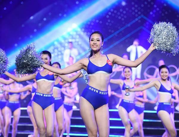 Vẻ nóng bỏng của thí sinh trượt top 5, gây tiếc nuối nhất Hoa hậu Việt Nam 4