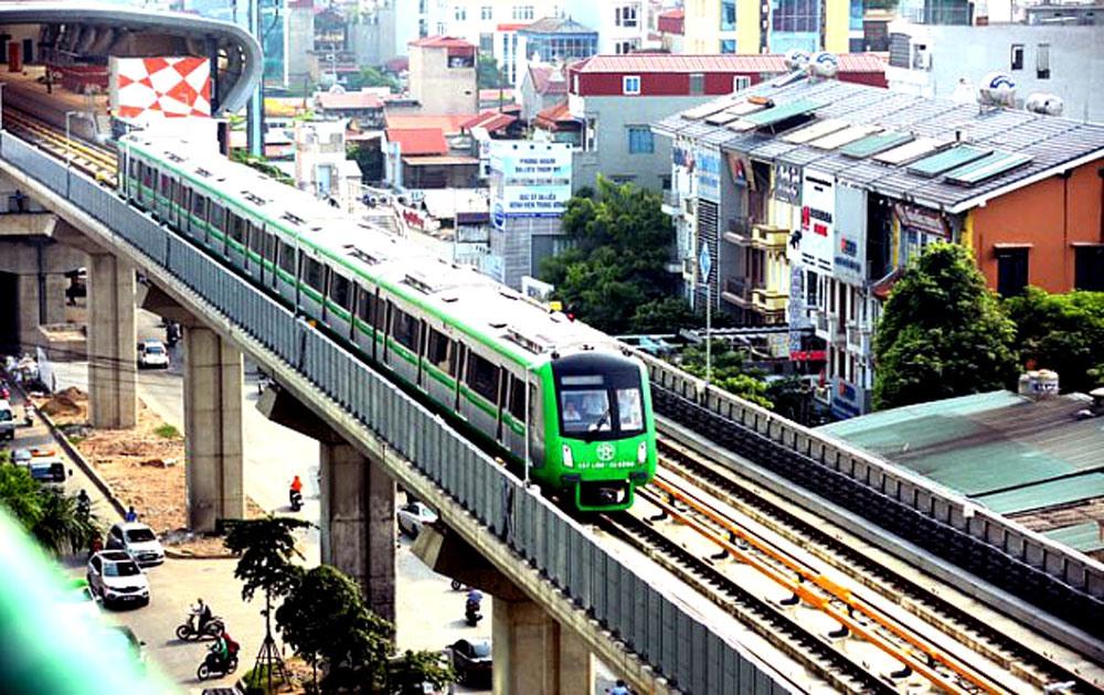 Toàn tuyến đường sắt Cát Linh - Hà Đông bước vào giai đoạn vận hành thử từ 20/9 3