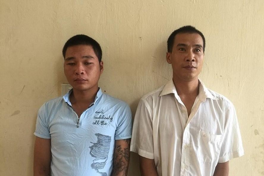 Hà Nội: Hai thanh niên nghiện ma túy kéo xe cải tiến đi trộm tài sản 1