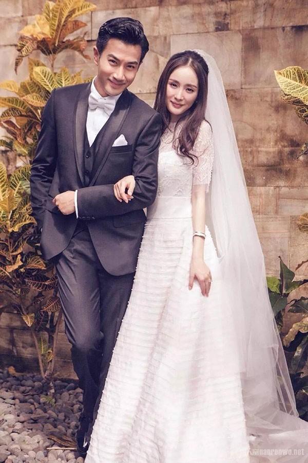 Sau scandal quỵt tiền, Dương Mịch đối mặt với tin đồn bí mật ly hôn Lưu Khải Uy từ 2 năm trước? 1