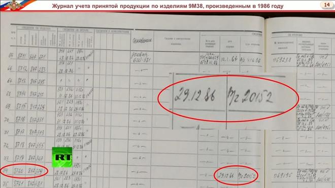 Những tuyên bố trái ngược Nga từng đưa ra để cáo buộc Ukraine là thủ phạm bắn rơi MH17 1