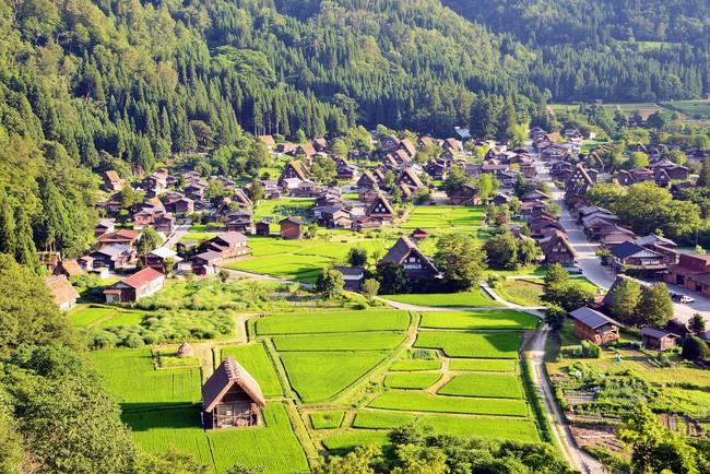 15 ngôi làng đẹp như bước ra từ cổ tích với kiến trúc độc đáo cùng phong cảnh hữu tình 8