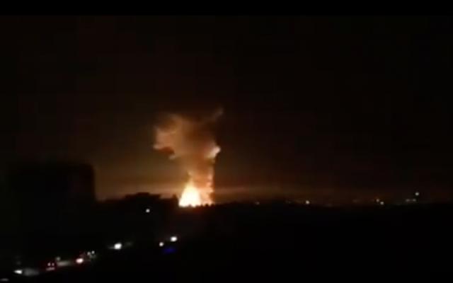 Tên lửa Syria 'vồ hụt' chiến đấu cơ Israel, hạ nhầm máy bay trinh sát IL-20 của Nga? 2