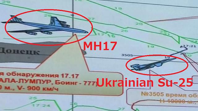 Những tuyên bố trái ngược Nga từng đưa ra để cáo buộc Ukraine là thủ phạm bắn rơi MH17 2