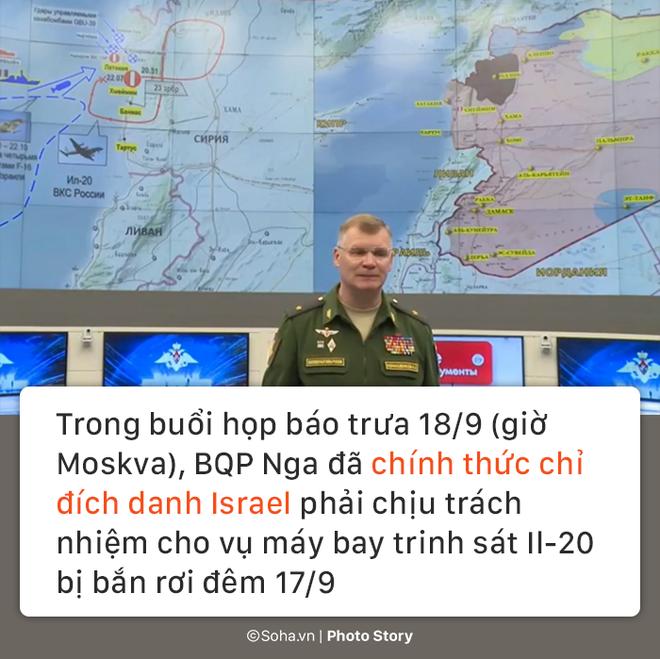 Thảm kịch 'quân ta bắn trúng quân mình' đã xảy ra với máy bay IL-20 Nga như thế nào? 5