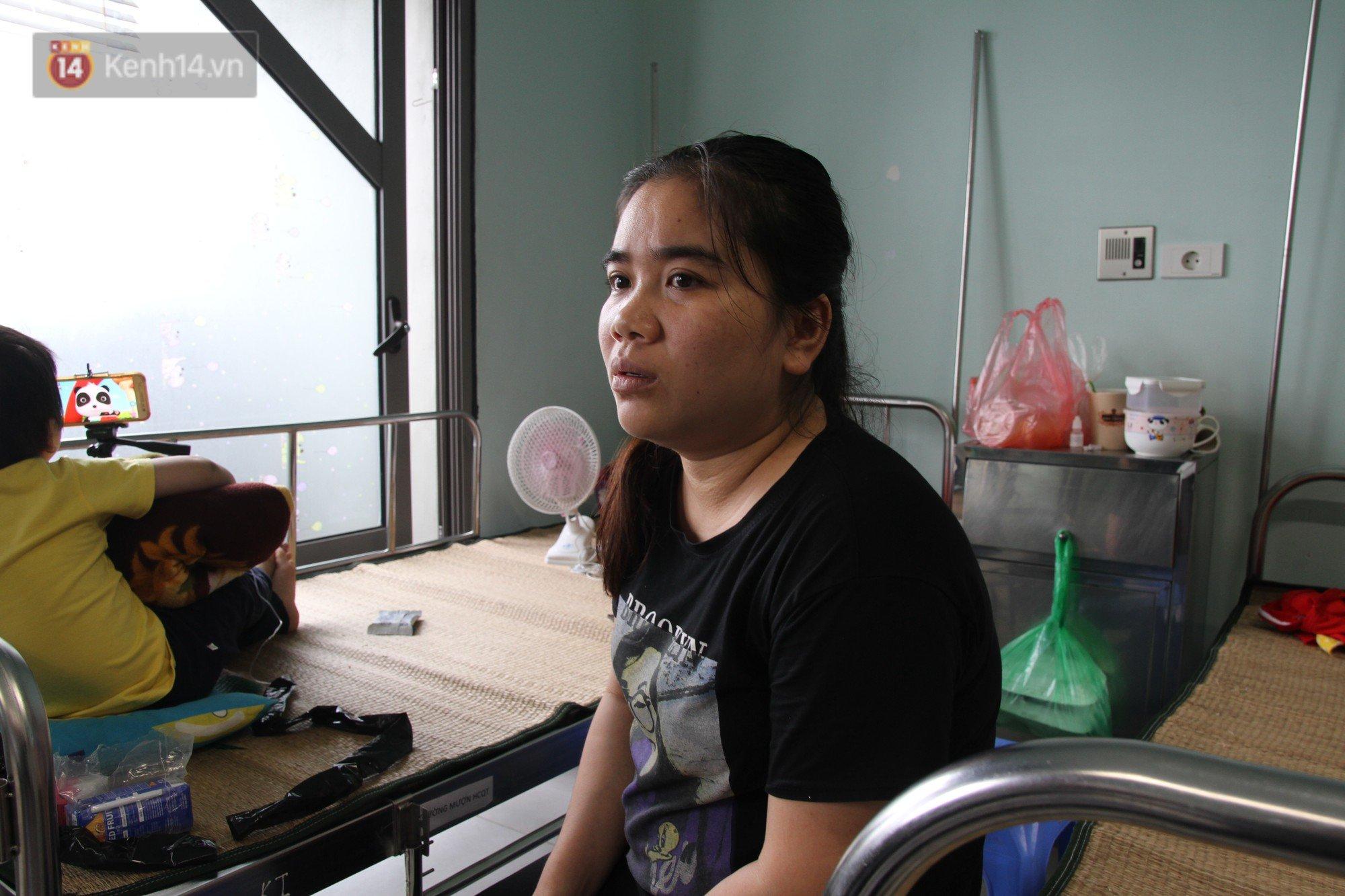 Cuộc sống tạm bợ của bệnh nhân sau vụ cháy gần Viện Nhi: Tiền tích cóp để chữa trị cháy rụi cùng giấy tờ, thuốc men 11