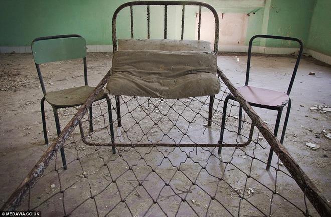 """Bệnh viện tâm thần """"một đi không trở lại"""" ở Ý: Nơi giam giữ 6.000 bệnh nhân, phải đóng cửa vì phương pháp chữa trị vô nhân tính 5"""